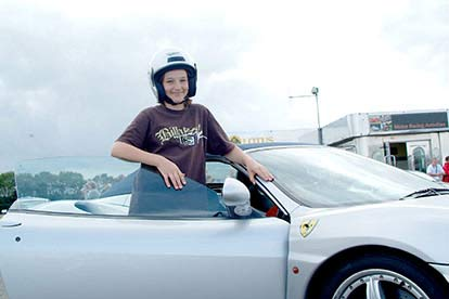 supercar junior thrill choice