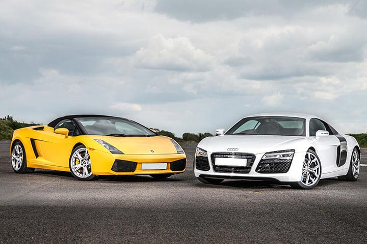 Triple Supercar Driving Experience