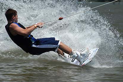 Introduction to Wakeboarding