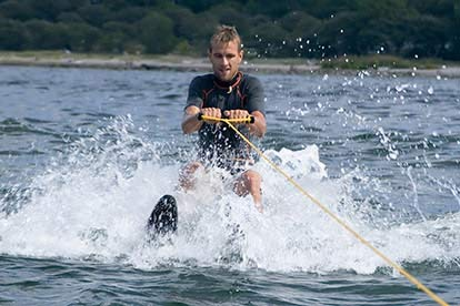 Introduction to Waterskiing
