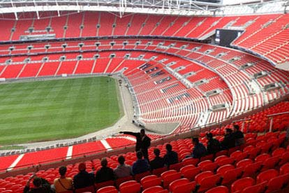 Tour Of Wembley Stadium For One Adult One Child
