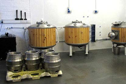 Brewery Tour and Tasting for Two