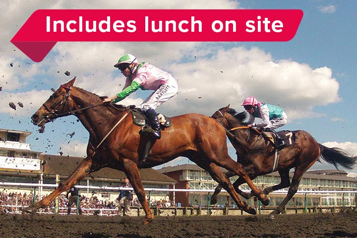 Classic Race Day at Lingfield Park with Lunch