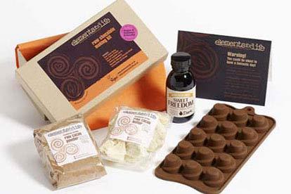Chocolate Making Starter Kit
