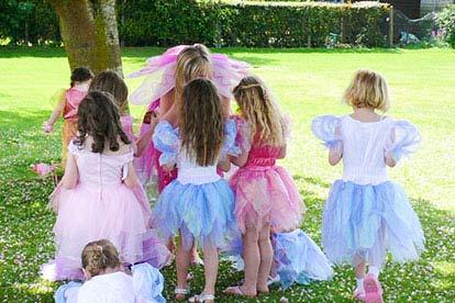 Gold Fairy School Experience