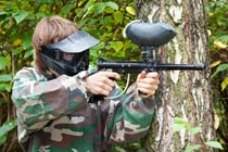 Junior Paintball Experience for Six (10 to 12 year olds) Thumb