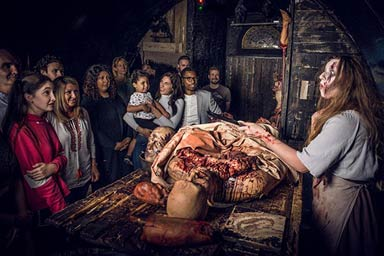 Two Tickets to the London Bridge Experience and London Tombs Thumb