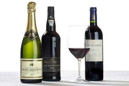 Merchants Selection of Wine