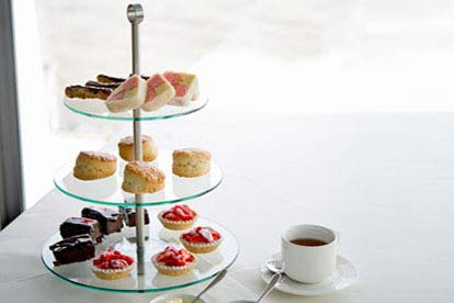 Afternoon Tea Cruise For Two On The Thames