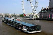 Afternoon Tea Cruise for Two on the Thames Thumb