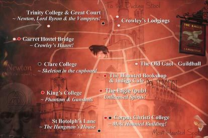Cambridge Witches Tour for Four