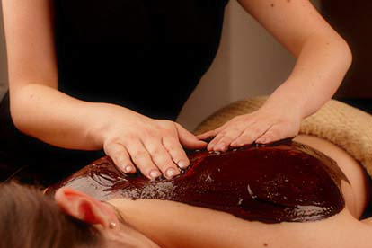 Spa Day with Chocolate Massage