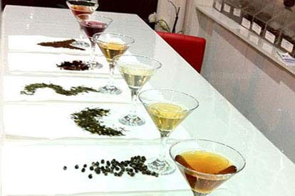 Chinese Tea Cocktail Making and Tasting for Two