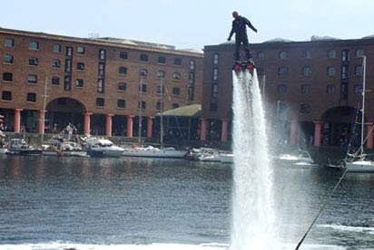 image of Flyboarding Experience