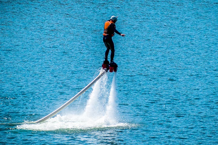 Flyboarding Experience for Two