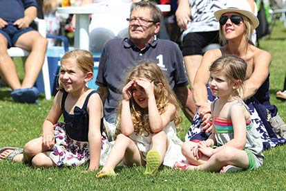 image of Family Day at the Races