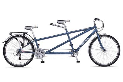 Family Tandem Bike Experience