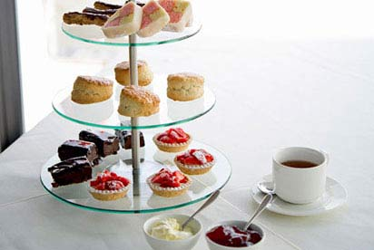Grand Afternoon Tea for Two