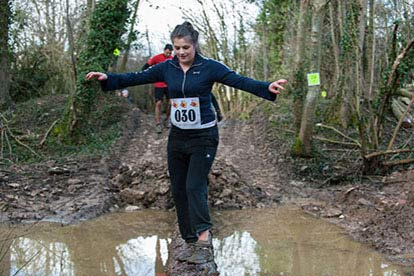 Wild Mud Run 5k