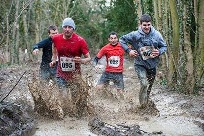 Wild Mud Run 10k