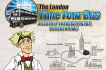 Family Ticket for The London Time Tour Bus and Guide Book