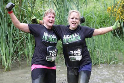 Mud Run Challenge for Two