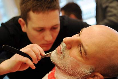 Traditional Wet Shave