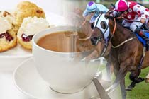 Afternoon Tea at the Races for Two