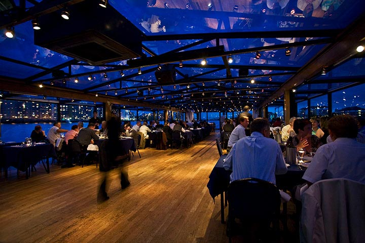 Riverboat Dining Cruise for Two