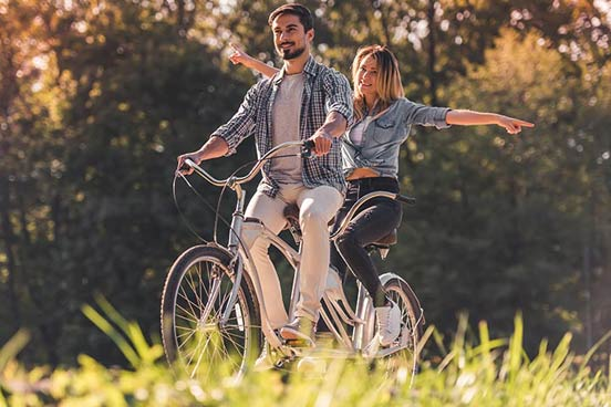 Tandem Cycle Experience for Two