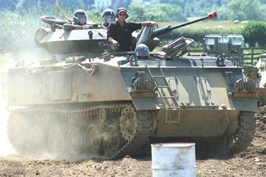 Click to view details and reviews for Tank Driving Taster.