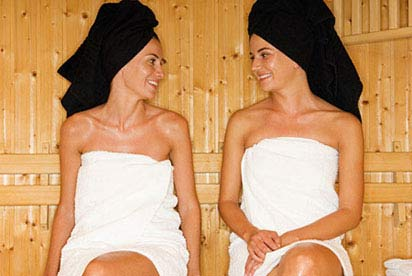Weekend Spa Day with Two Treatments for Two