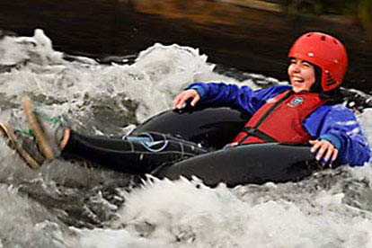 White Water Tubing Experience