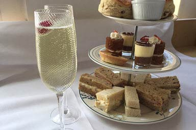Afternoon Tea with Bubbly for Two Thumb
