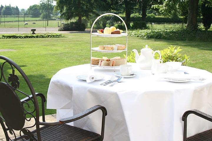 Afternoon Tea with Bubbly for Two