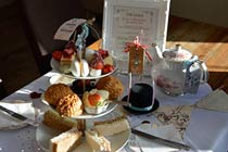 Alice in Wonderland Afternoon Tea for Two