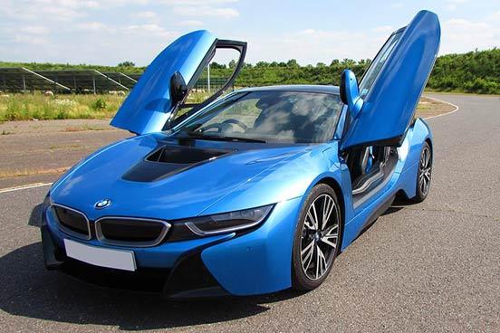 BMW i8 Experience