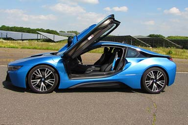 BMW i8 Experience Thumb