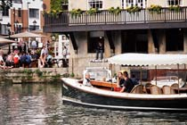 Oxford River Cruise and Restaurant Dining at The Folly for Two