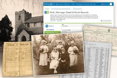 Discover your Family History - 3 Month Membership Thumb