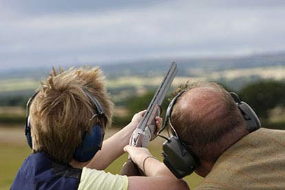 image of Clay Pigeon Shooting with 30 Clays