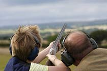 Click to view details and reviews for Clay Pigeon Shooting With 30 Clays.