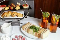 Click to view details and reviews for Pimms Afternoon Tea For Two At The Ambassadors Bloomsbury Hotel London.