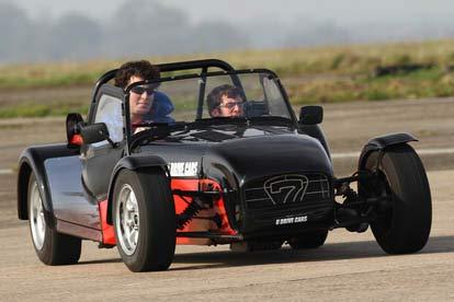 Caterham Driving Thrill