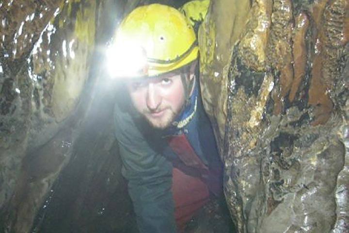 Half Day Caving Experience for Two