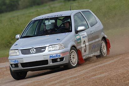 Double Rally Drive