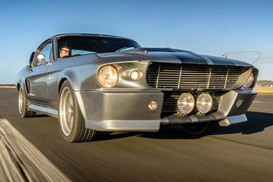 Eleanor Mustang GT500 Experience Thumb