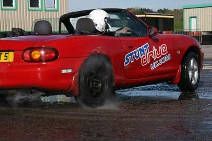 Extreme Stunt Driving