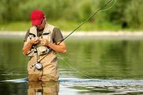 Fly Fishing Thumb