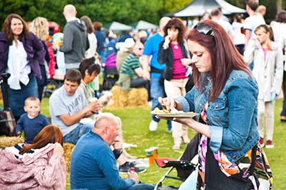The Great British Food Festival for Four